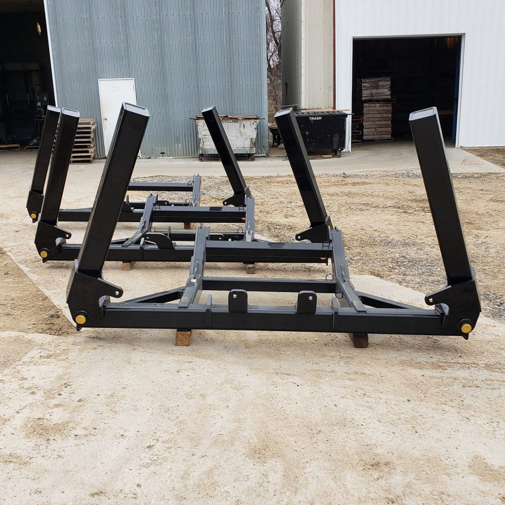 Ironwood 53 | Custom Manure Equipment Tool Bars | Custom designed in Rock Valley Iowa