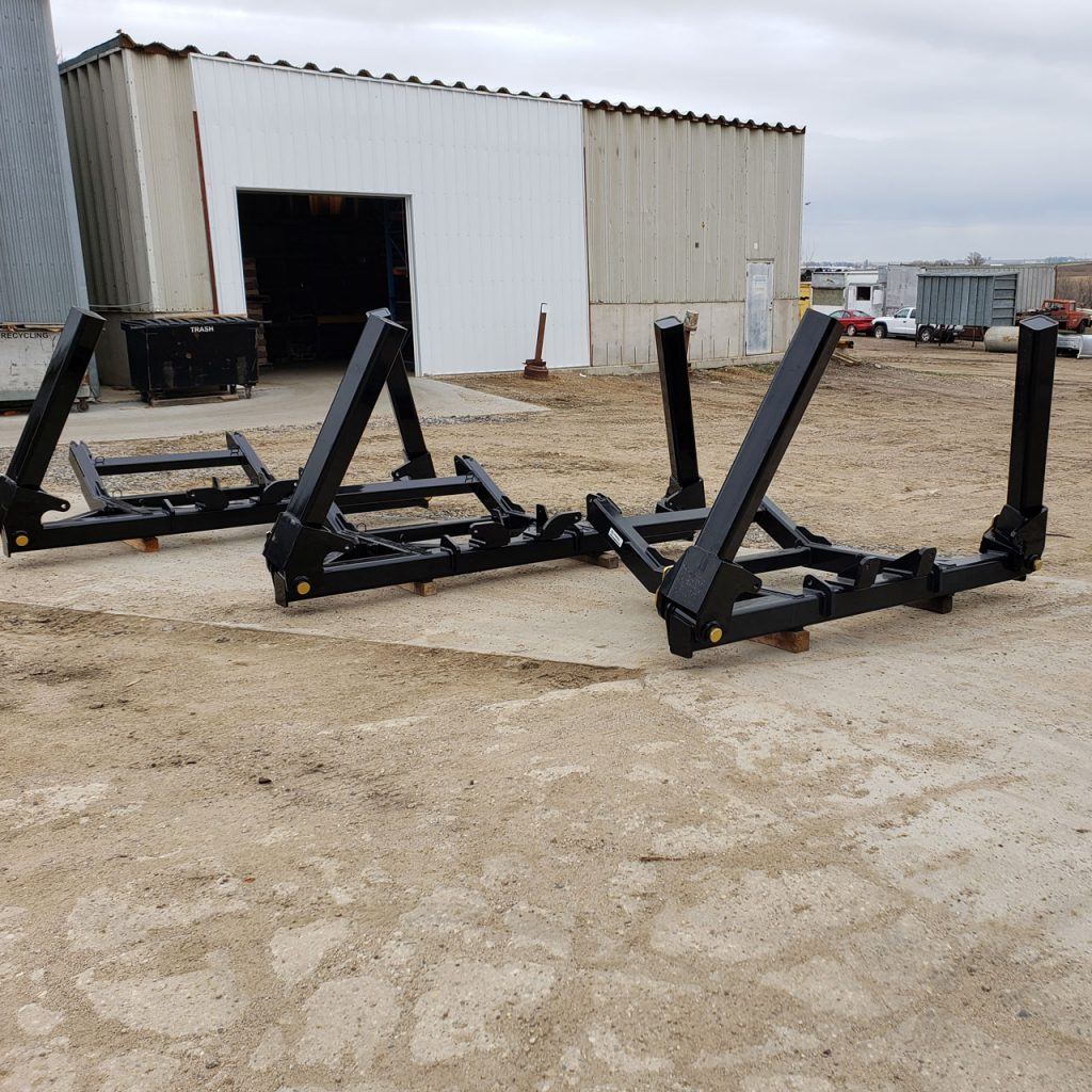 Ironwood 53   Custom Manure Equipment Tool Bars   Custom designed in Rock Valley Iowa