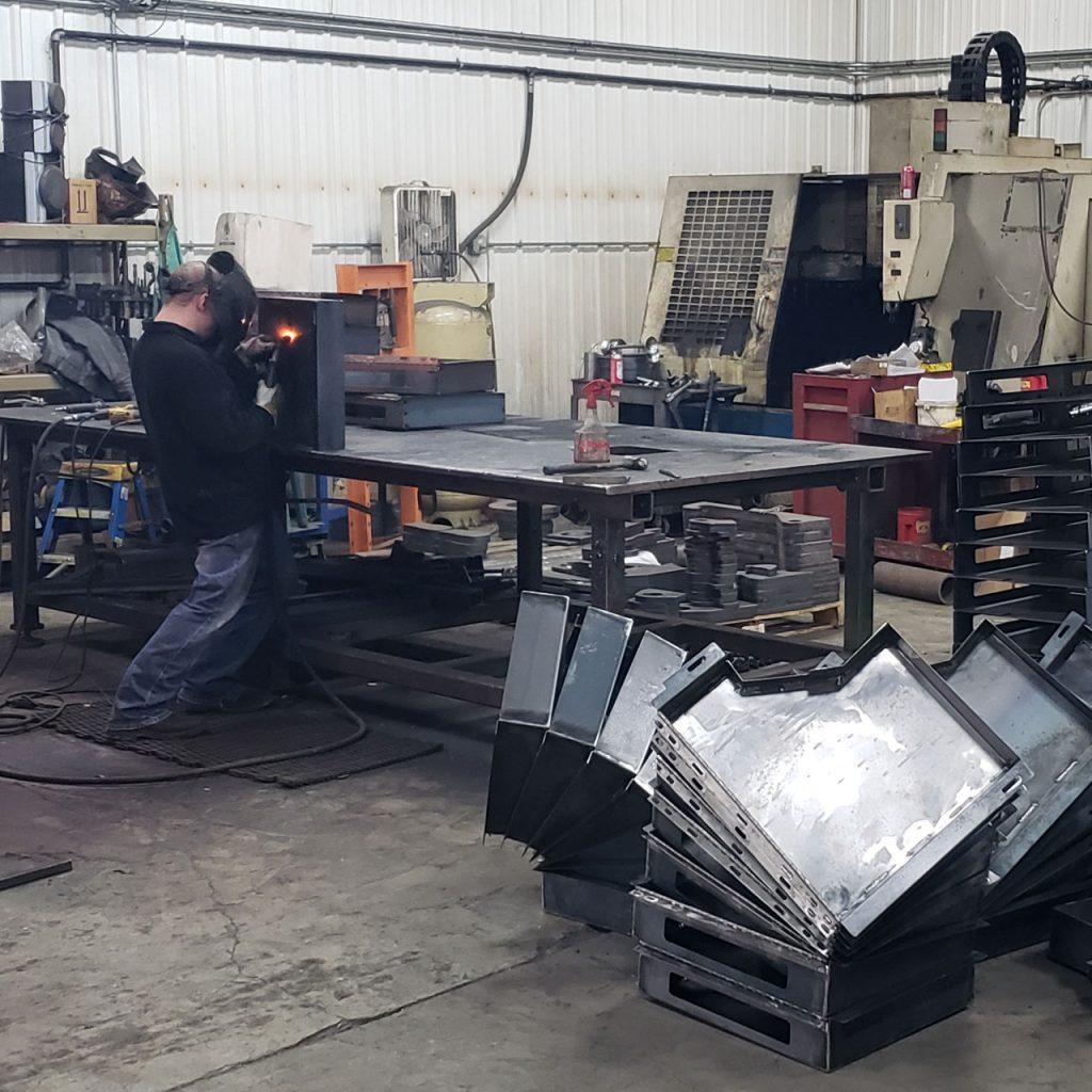 Ironwood 53 | Custom Work | Welding